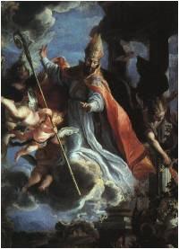 St. Augustine Ora Pro Nobis